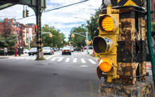 Yellow Traffic Lights