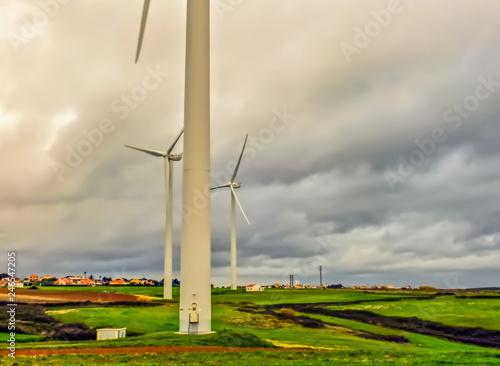 Photo  Energia do vento