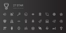 Star Icons Set