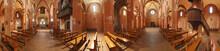 Abbazia Di Chiaravalle Della Colomba, Interno A 360 Gradi