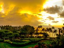 Hilton Waikoloa Sunset, Big Is...
