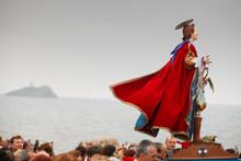 Statua Di Sant'Efisio A Nora I...