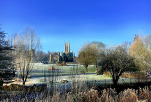 St Edmundsbury Cathedral In Wi...