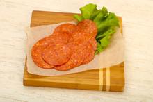 Pepperoni Sausage