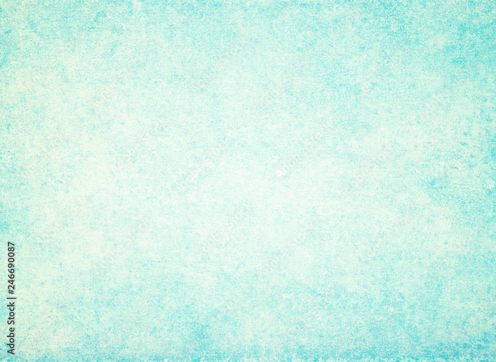 Fototapeta Sky Blue paper texture background