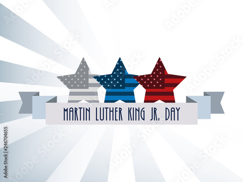 Photo  martin luther king jr day poster