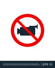 No Video Recording Prohibited