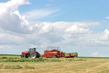 Agriculture - Alfalfa