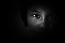Sadness And Depress Girl, Abse...