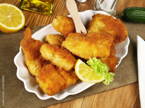 Backfisch Nuggets - Snack