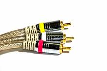 Cables RCA Rojo, Blanco Y Amar...
