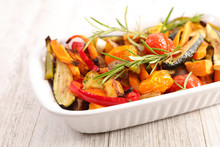 Roasted Vegetable And Tyme