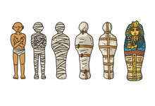 Mummy Creation; A Six Step Pro...