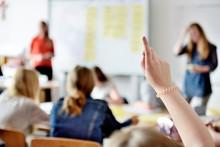 Wortmeldung Im Unterricht