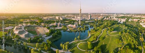 Fototapeta premium Olympic Park Monachium