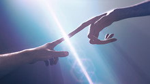 Extraterrestrial Hand Contact ...