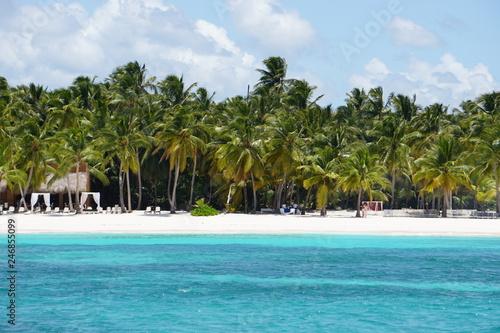 Foto op Plexiglas Caraïben Karibik