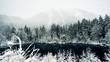 Christlessee im Schnee