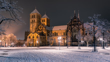 Münster Cathedral Winter Mood