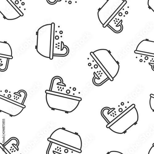 bath-shower-icon-seamless-pattern-background-bathroom-hygiene-vector-illustration-bath-spa-symbol-pattern