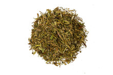 Hill Crushed Dry Hill Leaves Of Herbal Tea With Thyme