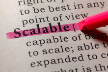 Definition Of Scalable