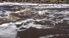 White Water Rapids Swan River Perth