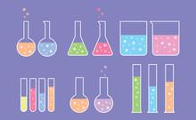 Laboratory Tools Set Collectio...