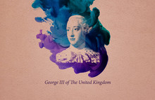 King George III Of The United ...