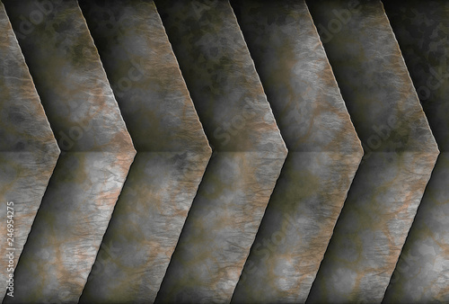 Fototapeta metal grid backround wallpaper