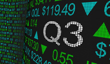 Q3 3rd Quarter Period Stock Ma...