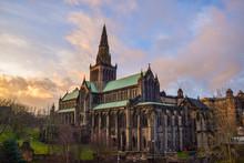 Glasgow St Mungo's Cathedral