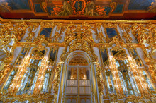 Catherine Palace - Pushkin, Sa...