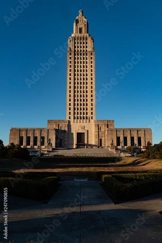 Photo Louisiana State Capitol Building - Baton Rouge, LA