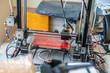 close up 3d printer conduct experiments in school b