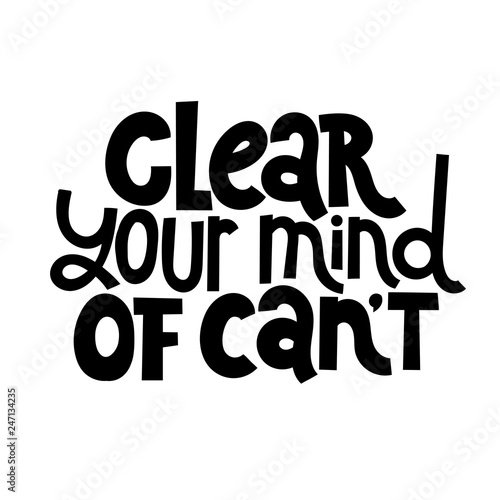 Fotografie, Obraz  Fitness motivational quotes