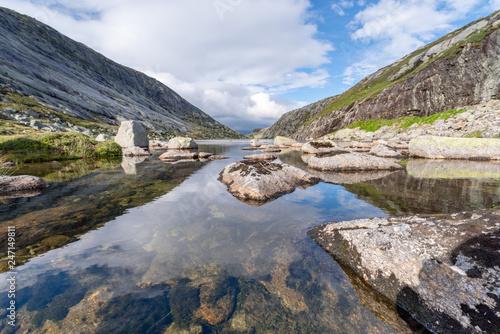 Fotografie, Obraz  Norwegen