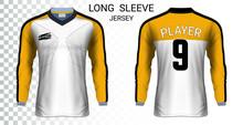 Long Sleeve Soccer Jerseys, T-...