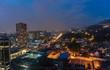 La ciudad de noche