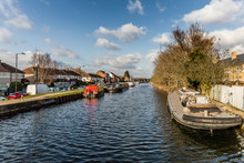 Enfield Lock Canal