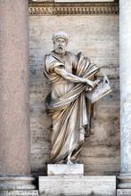 Saint Peter The Apostle, Porta...