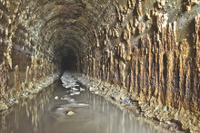 Underground Abandoned Big System