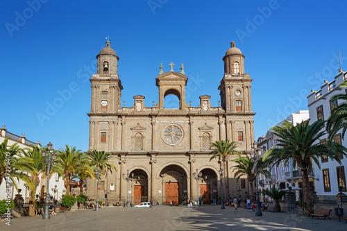 Cathedral of Santa Ana, Las Palmas, Gran Canaria, Canary islands