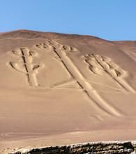 Paracas Candelabra Peru