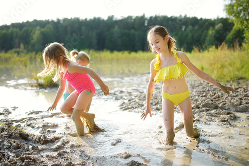 The Mud Sisters by Edie Claire