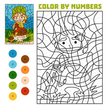 Color By Number, Education Gam...