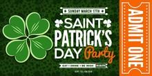 Saint Patrick's Day Party Cele...
