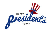 Happy President's Day Design B...