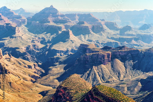 Keuken foto achterwand Centraal-Amerika Landen Amazing natural geological formation - Grand Canyon in Arizona, Southern Rim.