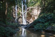Tadmok Waterfall Chiangmai Tha...